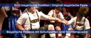 Ideen, Showprogramm und Umrahmung für bayerisches Oktoberfest in München, Nürnberg, Regensburg, Stuttgart, Salzburg, Zürich